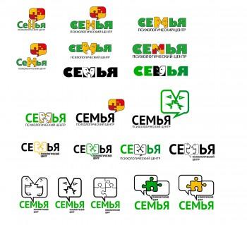 Процесс разработки логотипа психологического центра